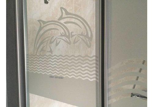 Etch Glass Film (61cm x 30)