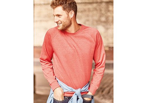 Russell Men's Raglan sweater