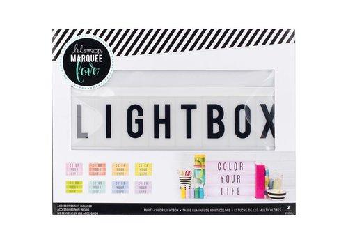 Heidi Swapp Lightbox Multi Color