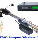 Compact Wireless system for flute