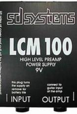HL preamp (Line level)