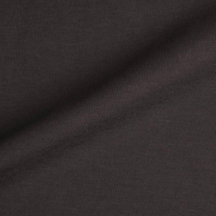 Single-Jersey-Stretch grau