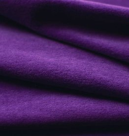 Nicky velour purple