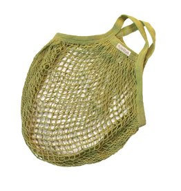 Granny's string bag lime