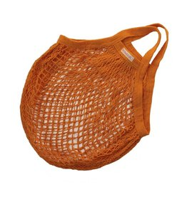 Granny's string bag orange