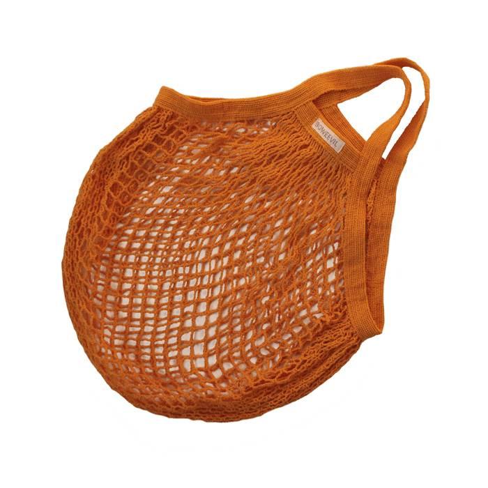 Granny's string bag orange