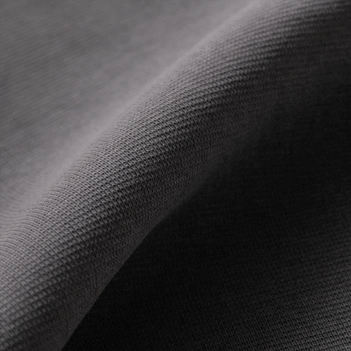 Boordstof rib1x1 met elasthan grijs/taupe