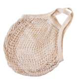 Granny's string bag natural white - without Bo Weevil logo