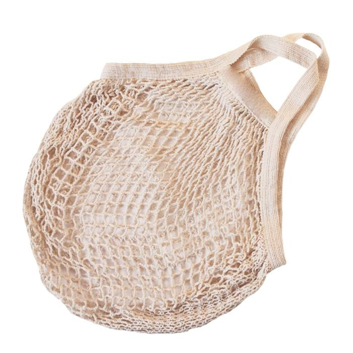Granny's string bag natural white - without label