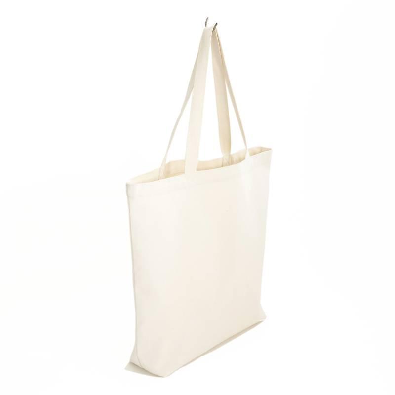 Shopper canvas - 46x42cm - zonder Bo Weevil label
