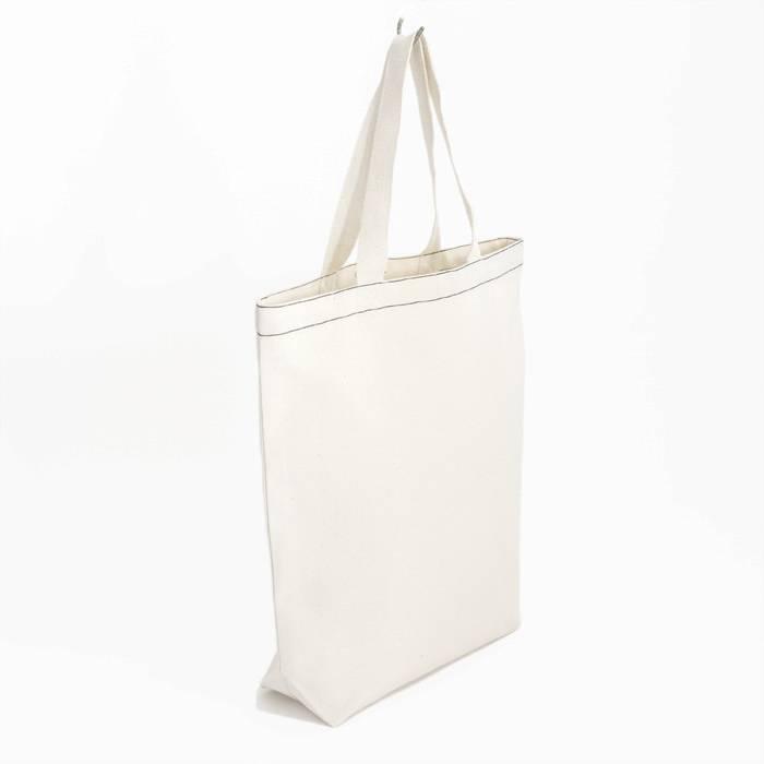 City bag - mit schwarzen Kontrastnähten