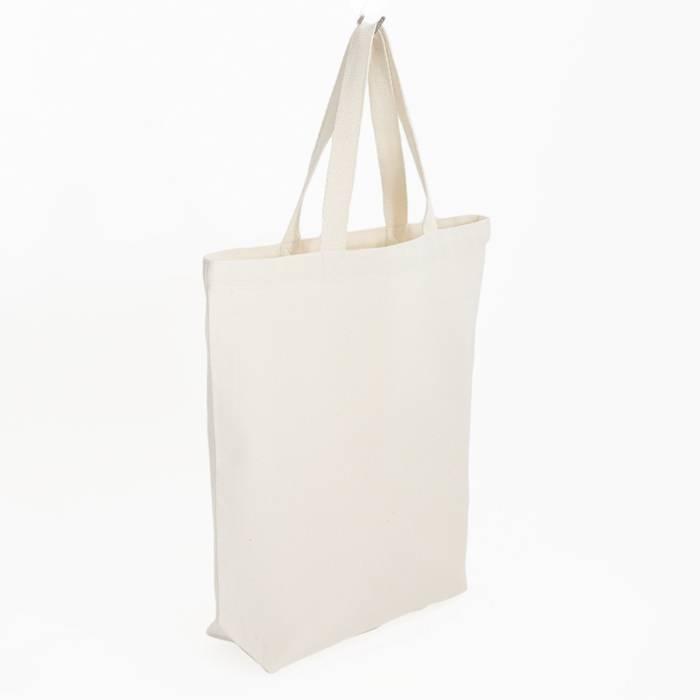 City bag - mit weißen Kontrastnähten