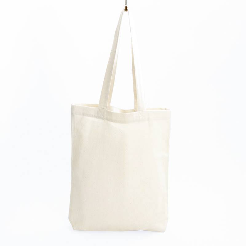 Twill tote (with bottom)