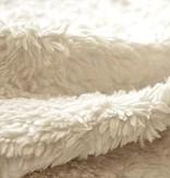 Pluche - natural white