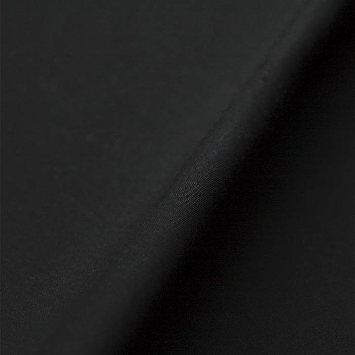 Poplin 30 zwart