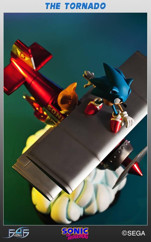 Sonic The Hedgehog Tornado Sonic The Hedgehog The