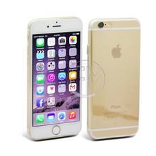 Phonetje iPhone 6 doorzichtig siliconen hoesje met gratis screenprotector