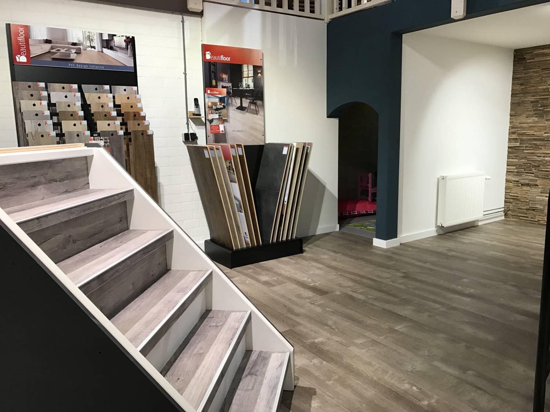 LVT(PVC): Mooi voor uw vloer tevens voor uw trap