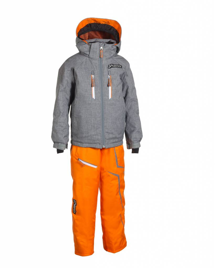 phenix Norway Alpine Team Kids Two-Piece - GR