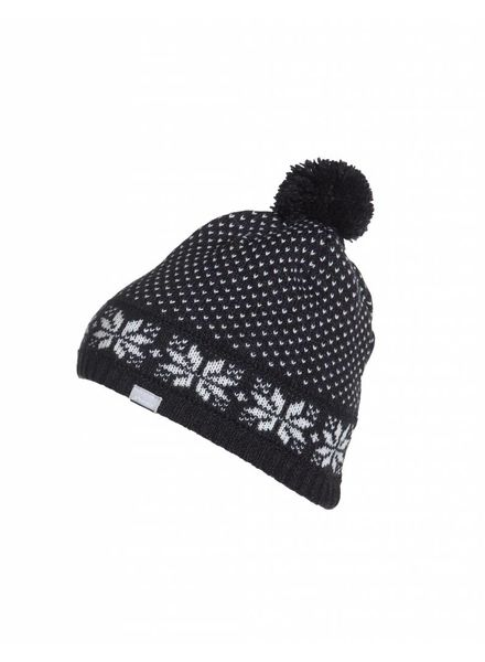 phenix Snow Light Knit Hat - BK
