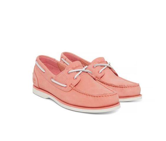 Timberland Damen Classic Bootschuh Pink