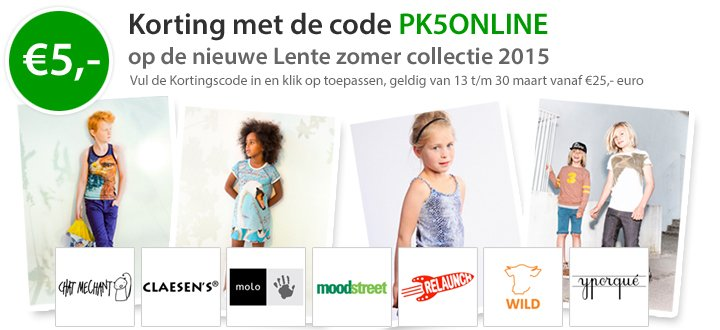 Lente zomer collecties 2015 online