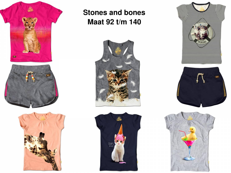 Stones and bones voor de meiden is binnen!