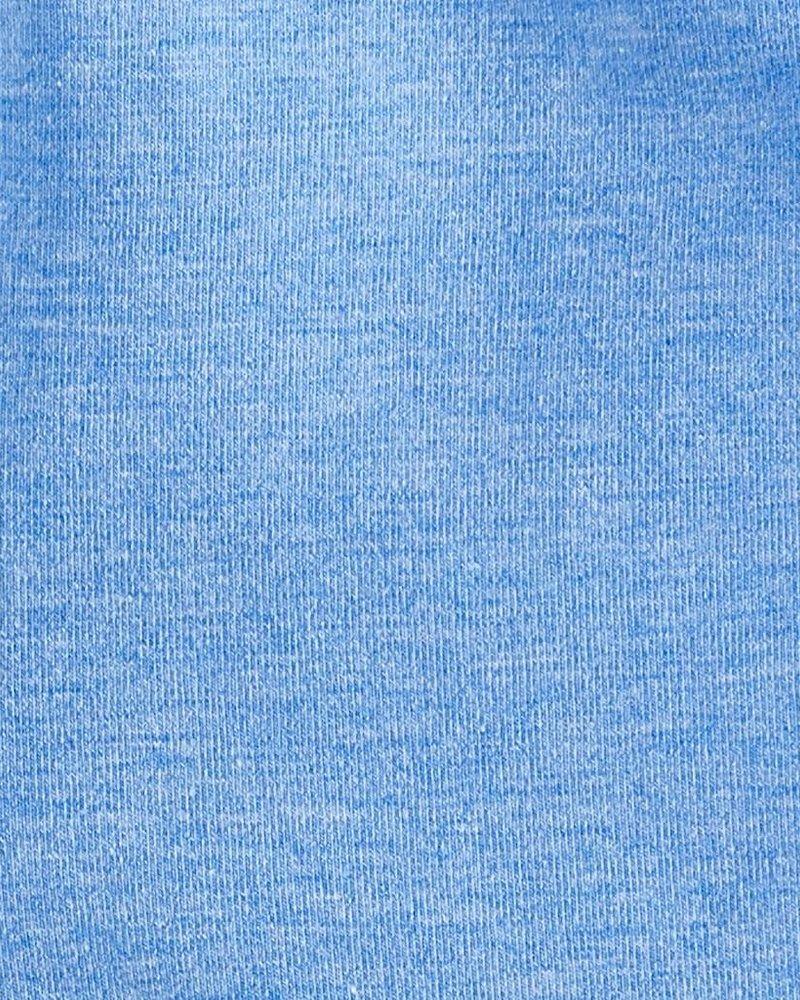 Little Label Legging ocean blue melee