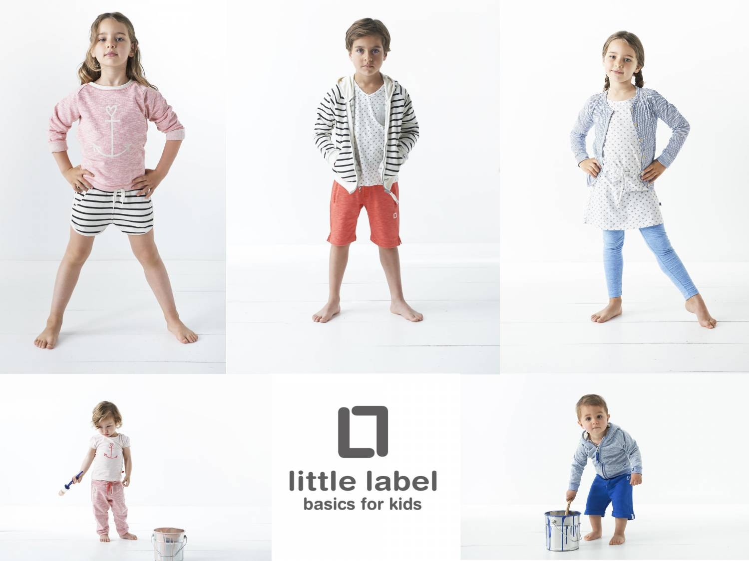 Nieuwe collectie Little label