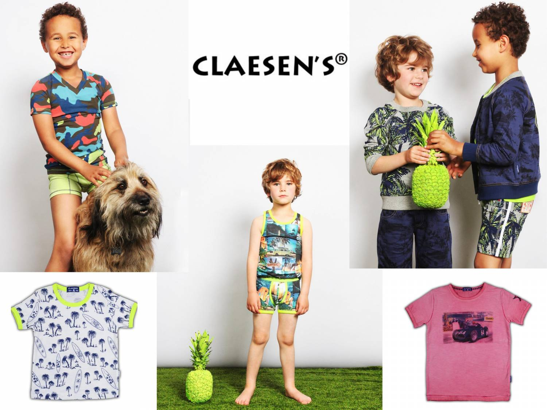 Nieuwe collectie Claesens