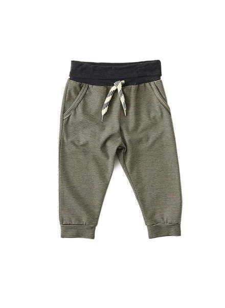 Little Label Loose fit jersey pants