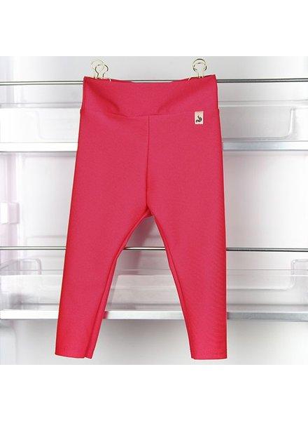 Golsig Roze legging