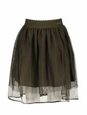 NoNo Nina long tule skirt