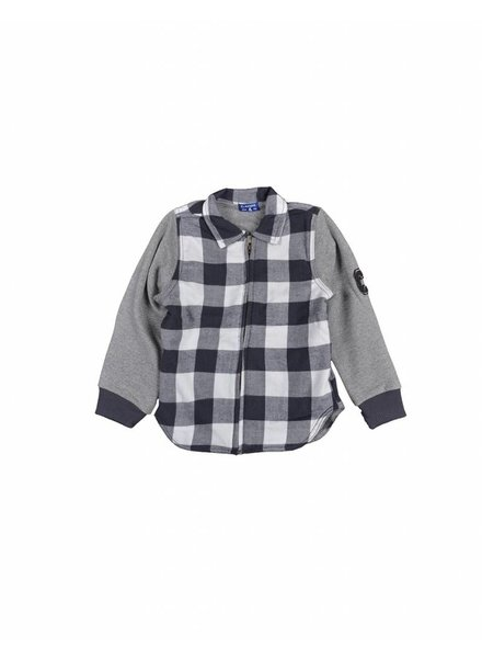 Claesens kinderkleding Boys Blouse Color: Big Checks Woven