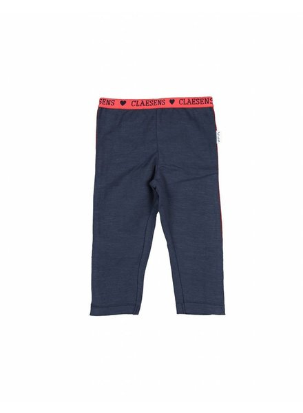 Claesens kinderkleding Baby girls legging navy