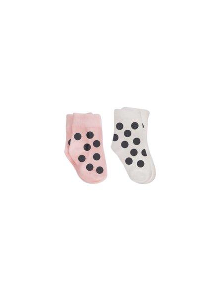 Z8 Sokjes Vlekje Color: Soft pink