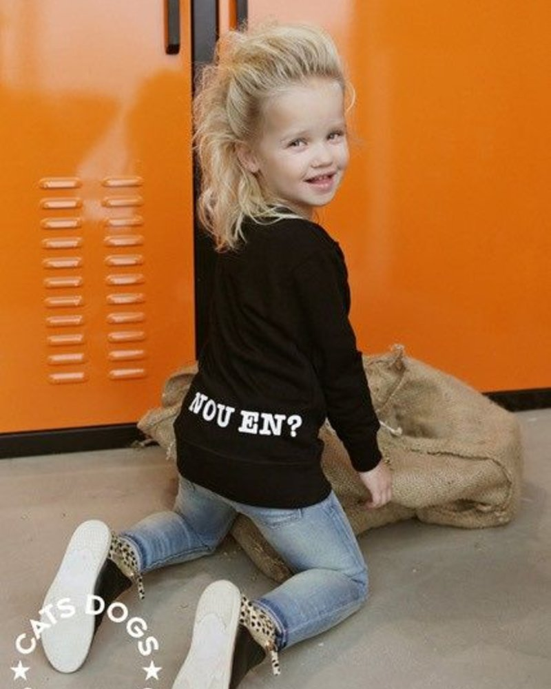 Cats & Dogs Sweater NEE, NOU EN?