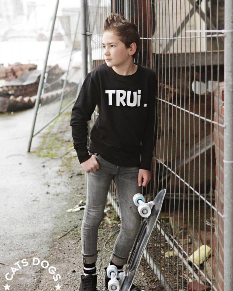 Cats & Dogs Sweater TRUI.