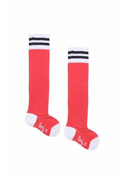 Little Miss Juliette Socks Coral