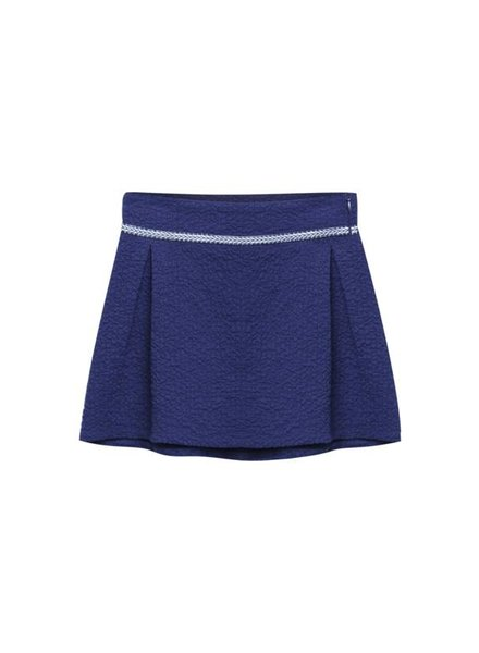 Little Miss Juliette Skirt Color: BLU