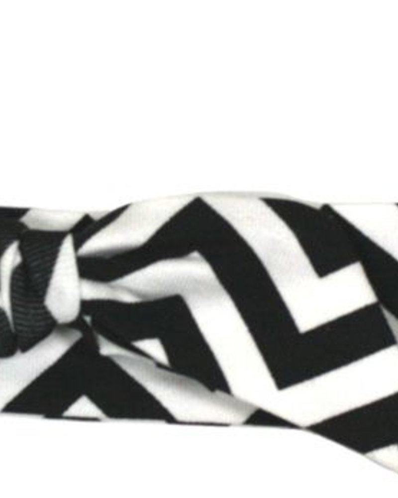 Waaaw Haarband Color: Zigzag