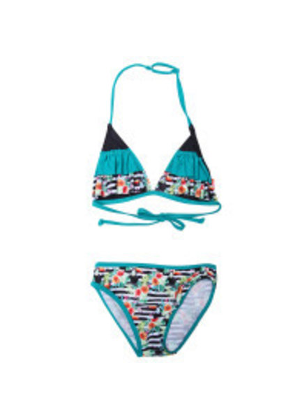 Little Miss Juliette Bikini Color: multi