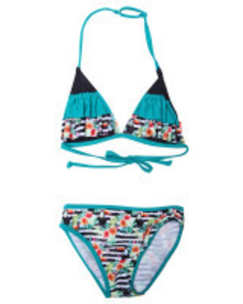 Little Miss Juliette Bikini Color: multi
