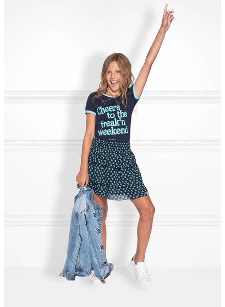 NIK & NIK T.shirt Lela Color: dark blue