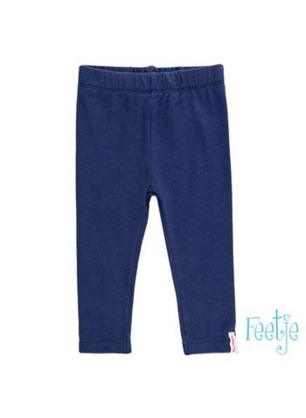Feetje Legging uni easy Color: marine