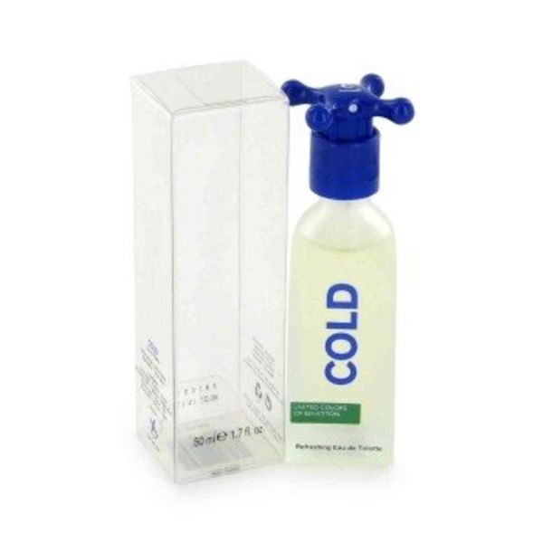 Benetton Cold Woman EDT 100 ml