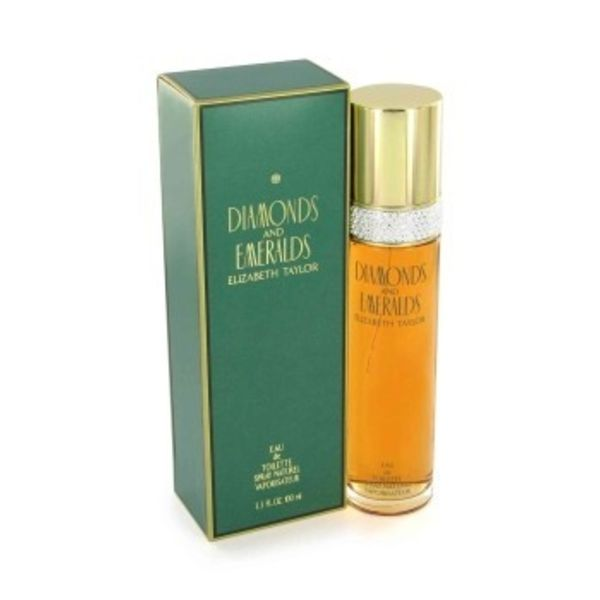 Elizabeth Taylor Diamonds & Emeralds Woman EDT 100 ml