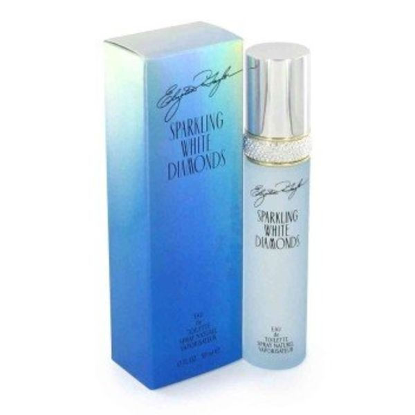 Elizabeth Taylor Sparkling White Diamonds Woman EDT 50 ml