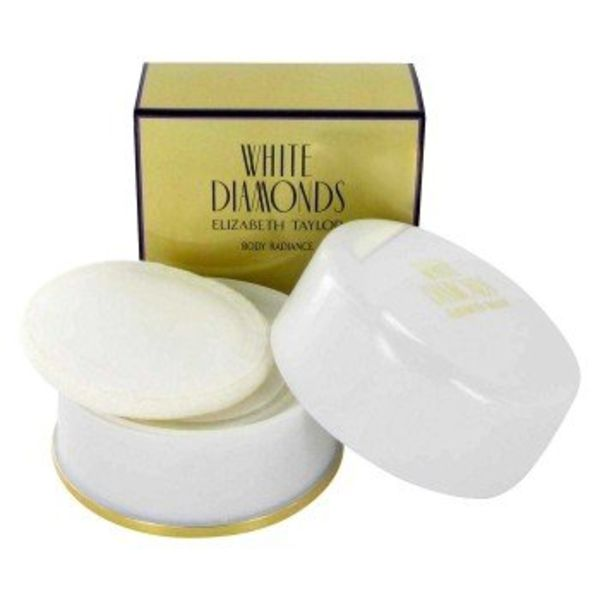 Elizabeth Taylor White Diamonds Woman Dusting Powder 75 ml