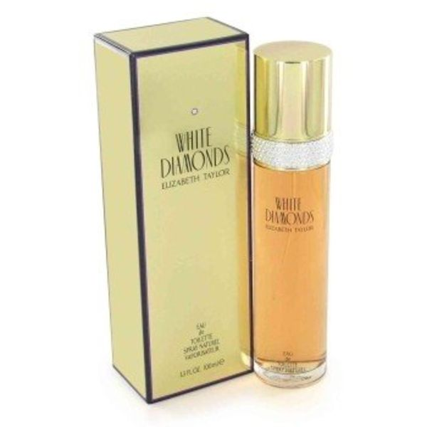 Elizabeth Taylor White Diamonds Woman eau de toilette spray 100 ml